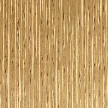 Walls Republic Paper Strokes Grasscloth 18' x 36'' Stripes Wallpaper; Beige
