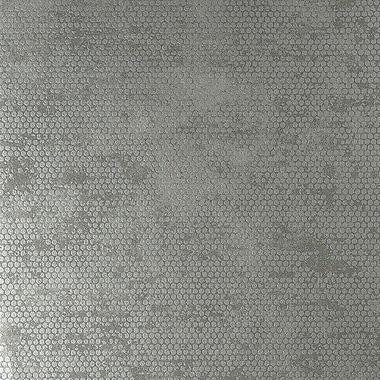 Walls Republic Chic Glamorous Rustic Metallic 27.5'' x 27.5'' Polka dot Wallpaper; Cream