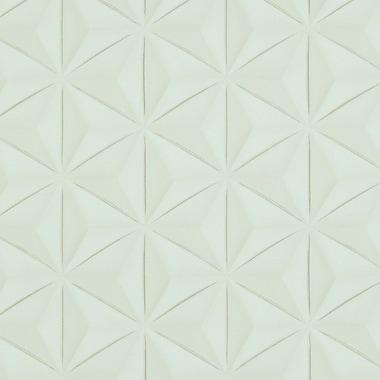 Walls Republic Delusional 32.97'' x 20.8'' Geometric Wallpaper; Off White