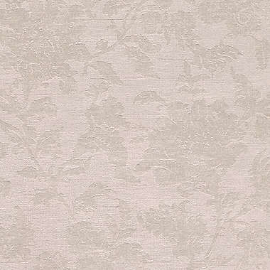 Walls Republic Dignified 32.97'' x 20.8'' Floral and botanical Wallpaper; Beige
