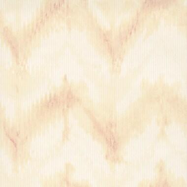 Walls Republic 32.97' x 20.8'' Mod Chevron Wallpaper; Copper