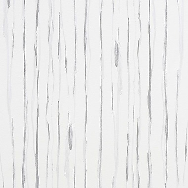 Walls Republic Strait 32.97'' x 20.8'' Stripes Wallpaper; Cream