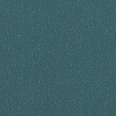 Walls Republic Classic Casual 33' x 20.8'' Swirls Wallpaper; Teal