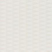 Walls Republic Modern 33' x 20.8'' Geometric Trigonal Wallpaper; White