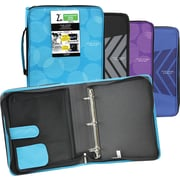 "Five Star® 2"" Multi-Access File™ Zippered Binder"