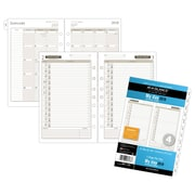 "AT-A-GLANCE® Day Runner® One Page Per Day Refill, 12 Months, January Start, Loose-Leaf,  5 1/2""x8 1/2"" (471-285Y-18)"