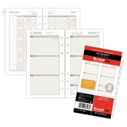 "AT-A-GLANCE® Day Runner® Weekly/Monthly Planner Refill, Loose-Leaf, 12 Months, January Start, 3 3/4""x6 3/4"" (471-285Y-18)"