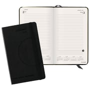 "AT-A-GLANCE® Plan.Write.Remember.® Daily Planner, 12 Months, January Start, 5""x8 1/2"", Black (70-6800-05-18)"