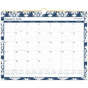 "AT-A-GLANCE® Keira Monthly Wall Calendar, 12 Months, January Start, 15""x12"", Wirebound (W1065-707-18)"