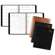 "AT-A-GLANCE® Contemporary Weekly/Monthly Planner, 12 Months, January Start, 6 7/8""x8 3/4"", Assorted Cover Design (70-545X-00-18)"