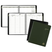 "AT-A-GLANCE® Recycled Weekly/Monthly Appointment Book, 12 Months, January Start, 6 7/8""x 8"", Assorted Colors (70-951G-00-18)"