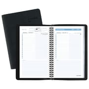 "AT-A-GLANCE® The Action Planner® Daily Appointment Book, 12 Months, January Start, 4 3/4""x8"", Black (70-EP04-05-18)"