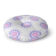 Bungalow Rose Kangana Square Indoor/Outdoor Floor Pillow; 26'' H x 26'' W
