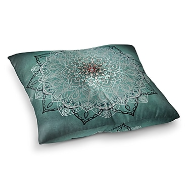 Bungalow Rose Kangana Bohemian Floor Pillow; 23'' H x 23'' W