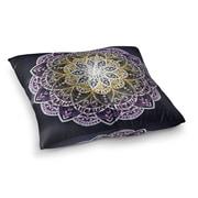 Bungalow Rose Kangana Microfiber Indoor/Outdoor Floor Pillow; 23'' H x 23'' W