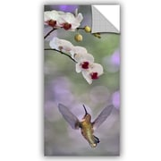 Bloomsbury Market Addingham Natural Attraction 2 Wall Decal; 48'' H x 24'' W x 0.1'' D