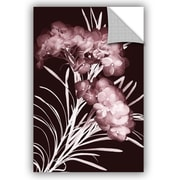 Bloomsbury Market Addingham Leaves and Petals 1 Wall Decal; 48'' H x 32'' W x 0.1'' D
