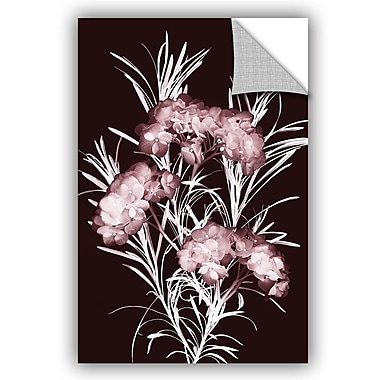 Bloomsbury Market Addingham Leaves and Petals 2 Wall Decal; 12'' H x 8'' W x 0.1'' D