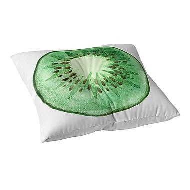 East Urban Home Kiwi Floor Pillow; 23'' H x 23'' W
