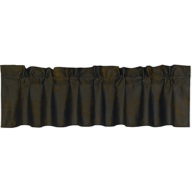 Loon Peak Atwater Suede 84'' Valance