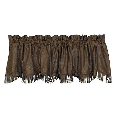 Loon Peak Myles Leather 84'' Valance