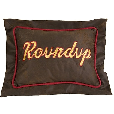 Loon Peak Silverod Roundup Lumbar Pillow