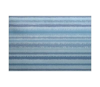 Ivy Bronx Dorazio Blue/Gray Indoor/Outdoor Area Rug; 2' x 3'