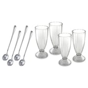 Mint Pantry Giacomo Old Fashioned 8 Piece Beverage Serving Set