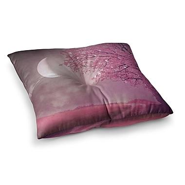 East Urban Home Monika Strigel Song of the Springbird Square Throw Pillow; 26'' x 26''