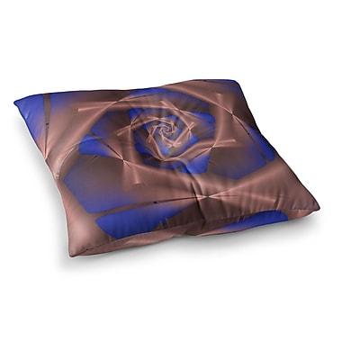 East Urban Home Michael Sussna Vistica's Vista Floor Pillow; 26'' x 26''