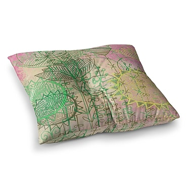 East Urban Home Marianna Tankelevich Dream Square Floor Pillow; 23'' x 23''