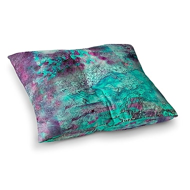 East Urban Home Sylvia Cook Think Outside the Box Square Floor Pillow; 26'' x 26''