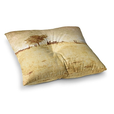 East Urban Home Sylvia Coomes One Tree Square Floor Pillow; 23'' x 23''