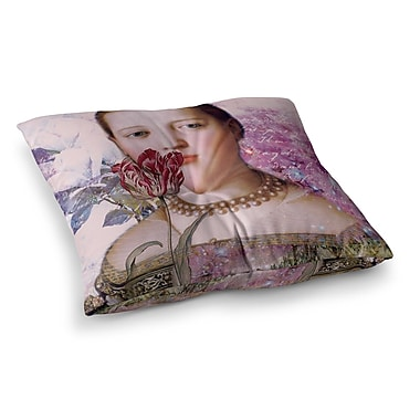 East Urban Home Suzanne Carter Eternity Square Floor Pillow; 26'' x 26''