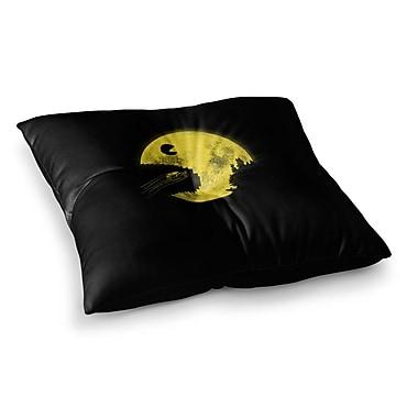 East Urban Home BarmalisiRTB Pixels Digital Square Floor Pillow; 26'' x 26''