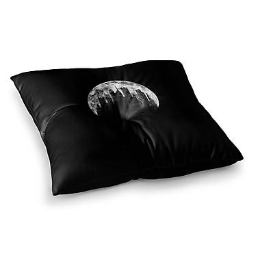 East Urban Home BarmalisiRTB Dead City Digital Square Floor Pillow; 26'' x 26''