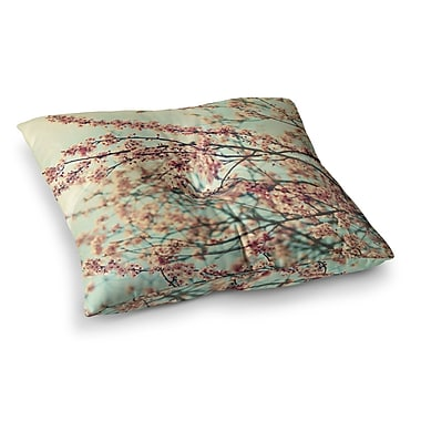 East Urban Home Sylvia Cook Take a Rest Square Floor Pillow; 23'' x 23''