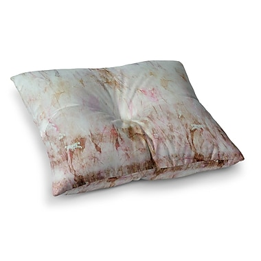East Urban Home Suzanne Carter Florian Square Floor Pillow; 23'' x 23''