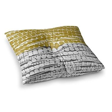 East Urban Home Trebam Niska Digital Square Floor Pillow; 26'' x 26''