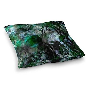 East Urban Home Shirlei Patricia Muniz Camouflage Square Floor Pillow; 23'' x 23''