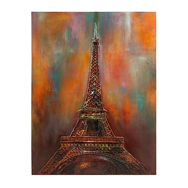 Bloomsbury Market 'Eiffel Tower' Painting Print
