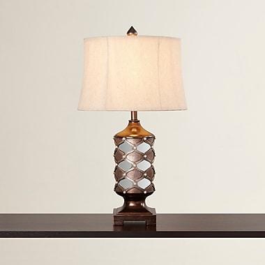 Bloomsbury Market Ella Mirror 30.75'' Table Lamp