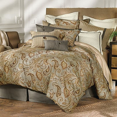 Darby Home Co Fernand 4 Piece Comforter Set; Super Queen