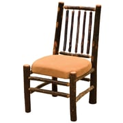 Fireside Lodge Hickory Side Chair; Timber