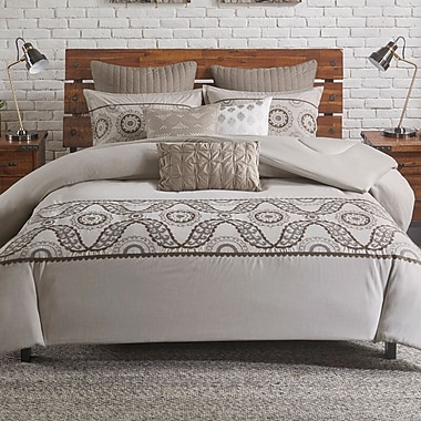 Ink + Ivy Anira 3 Piece Comforter Set; King/California King