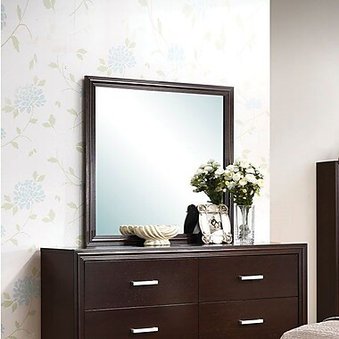 Latitude Run Wen Square Dresser Mirror