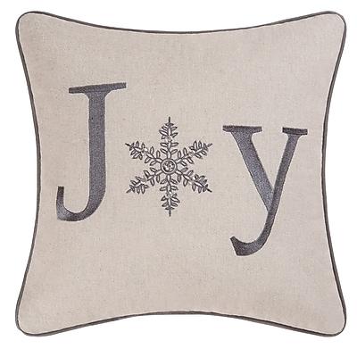 Gracie Oaks Laxman Joy Throw Pillow