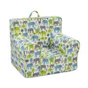 Harriet Bee Cadena Classic Kids Cotton Chair w/ Handle