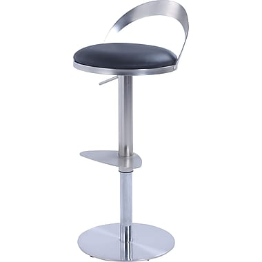 Orren Ellis Germain Adjustable Height Bar Stool