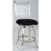 Orren Ellis Densel 25'' Swivel Bar Stool